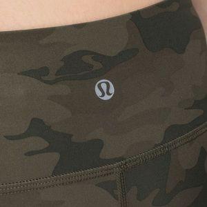 lululemon athletica Pants - Lululemon - Camo Wunder Under Luxtreme Leggings